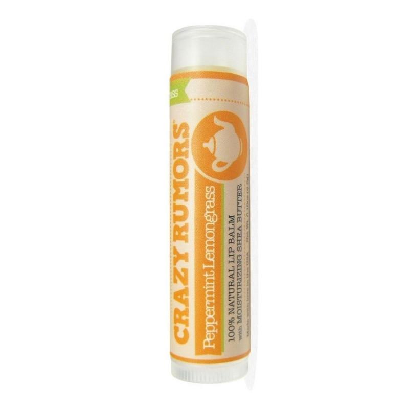 Balzam za ustnice - Peppermint Lemongrass