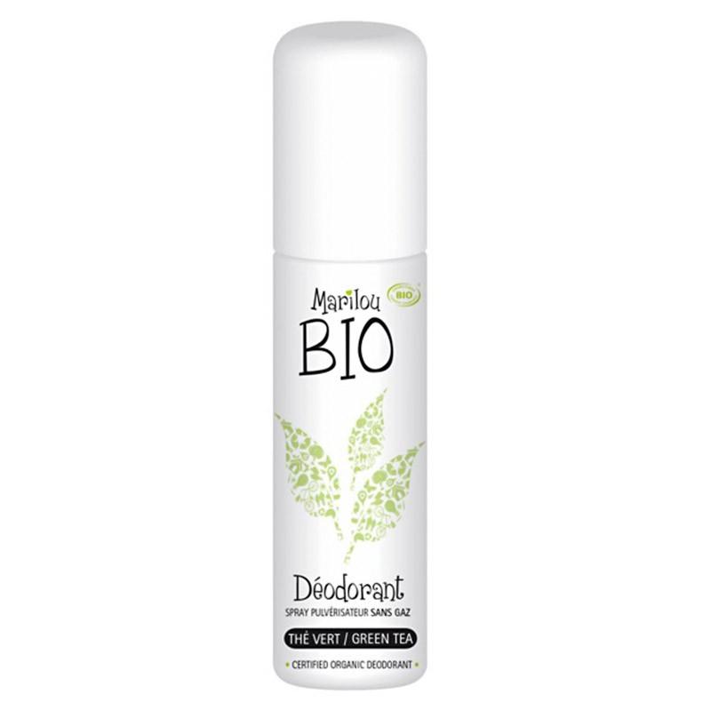 Deodorant v spreju Zeleni čaj, 75 ml